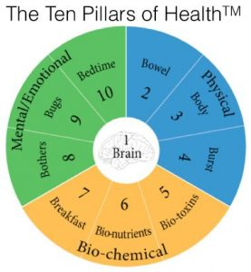 Ten Pillars of Health